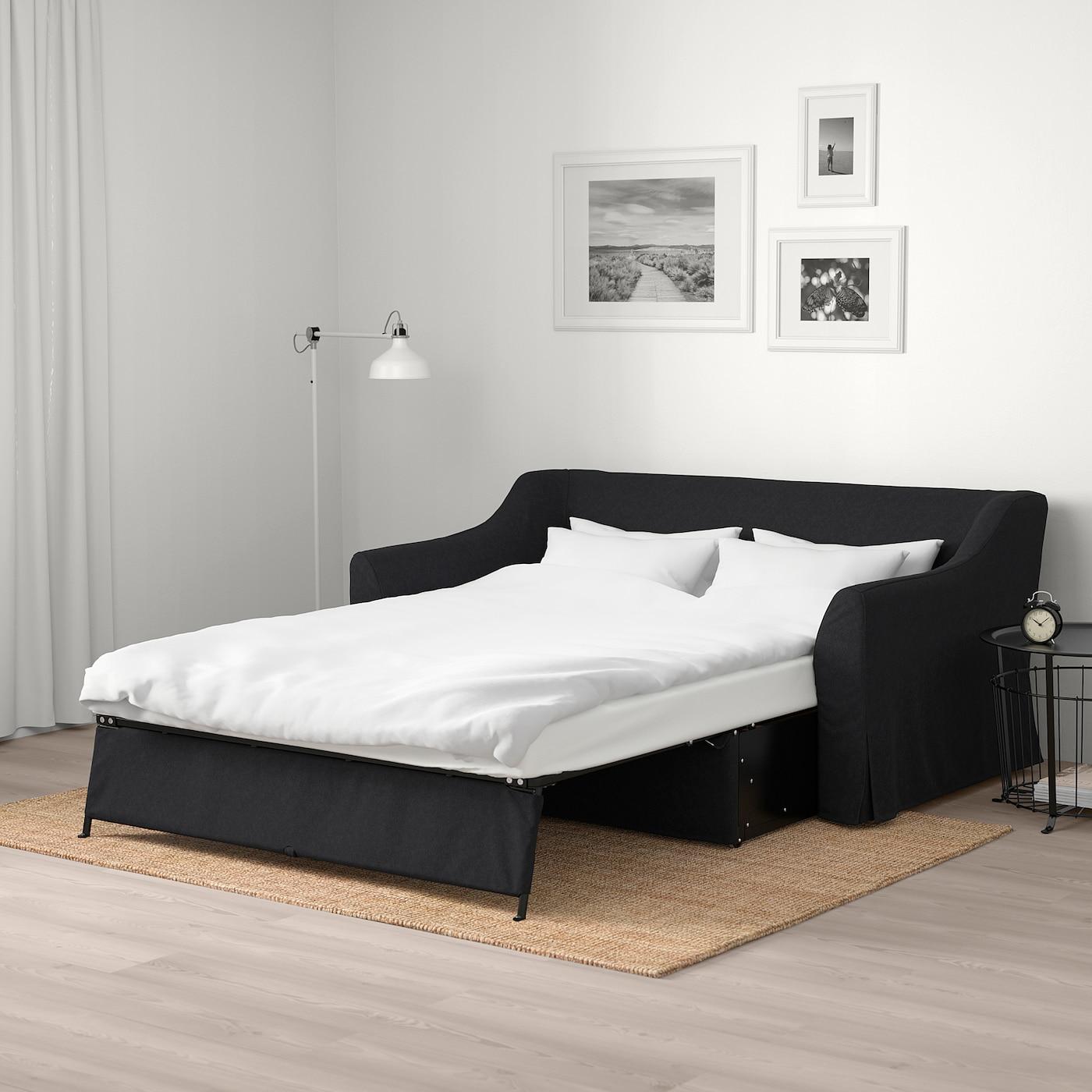 IKEA FÄRLÖV Rama sofa rozkładana 2 osobowa