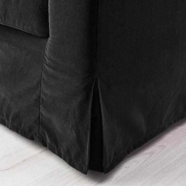 FÄRLÖV Sofa 3-osobowa, Djuparp ciemnoszary