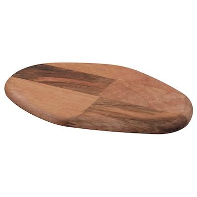 FASCINERA Deska do krojenia, drewno mango, 28x19 cm