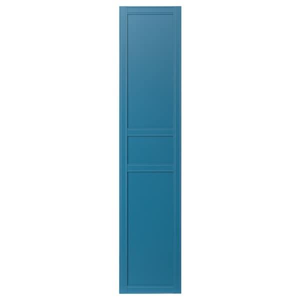 FLISBERGET Drzwi, niebieski, 50x229 cm