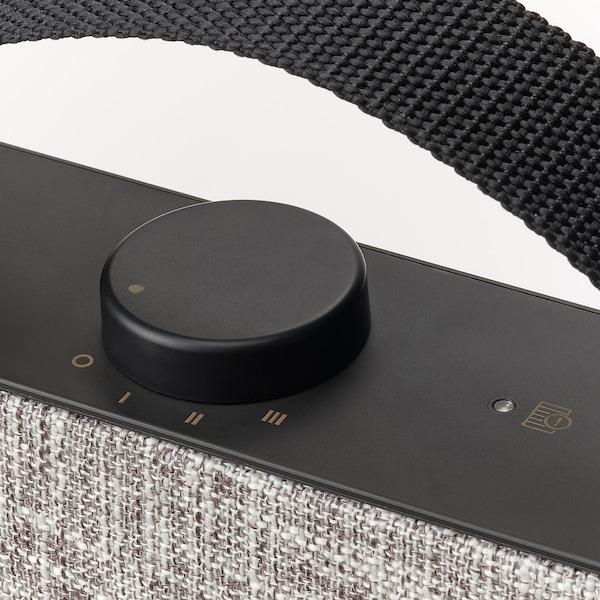 FÖRNUFTIG Oczyszczacz powietrza, czarny, 31x45 cm