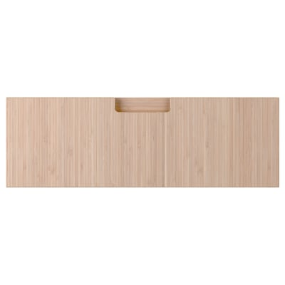 FRÖJERED Front szuflady, jasny bambus, 60x20 cm