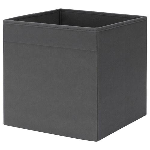 FYSSE pudełko ciemnoszary 30 cm 30 cm 30 cm