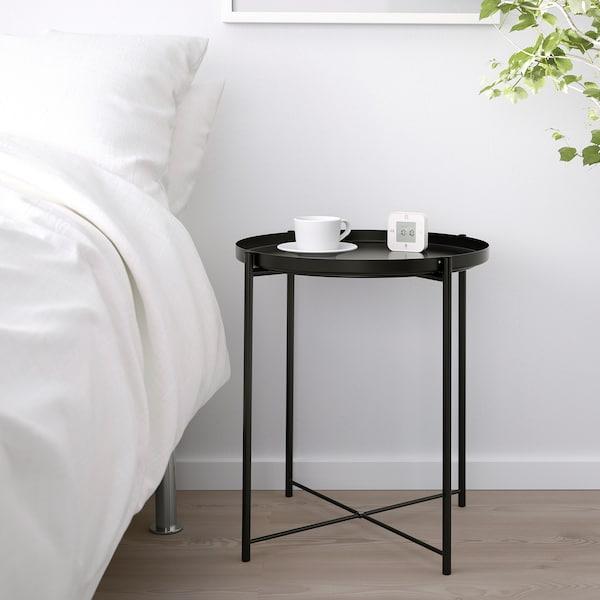 IKEA GLADOM Stolik z tacą