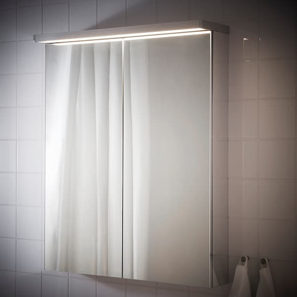 GODMORGON Oświetlenie szafki/ścienne LED, 80 cm