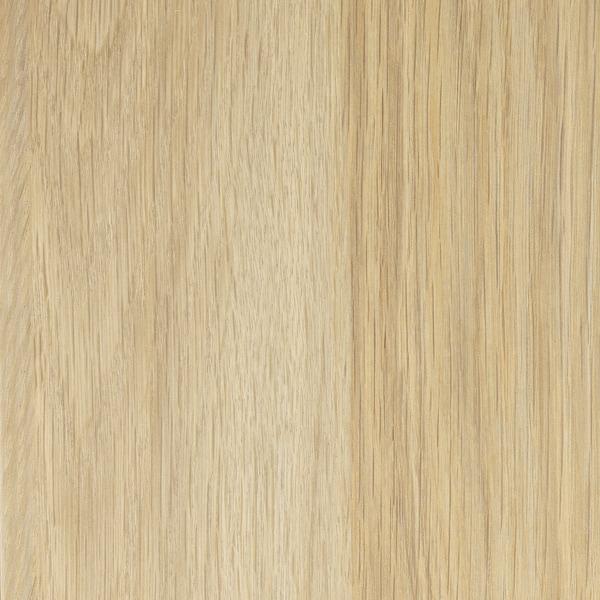 GODMORGON Szafka ścienna z drzwiami, dąb bejcowany na biało, 40x14x96 cm