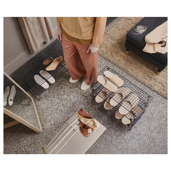 GREJIG Półka na buty, 58x27x17 cm