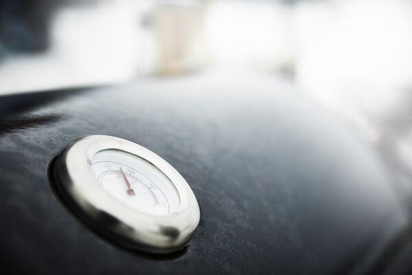 GRILLSKÄR Zlew kuchenny/grill węglowy ogr, stal nierdz, 258x147 cm