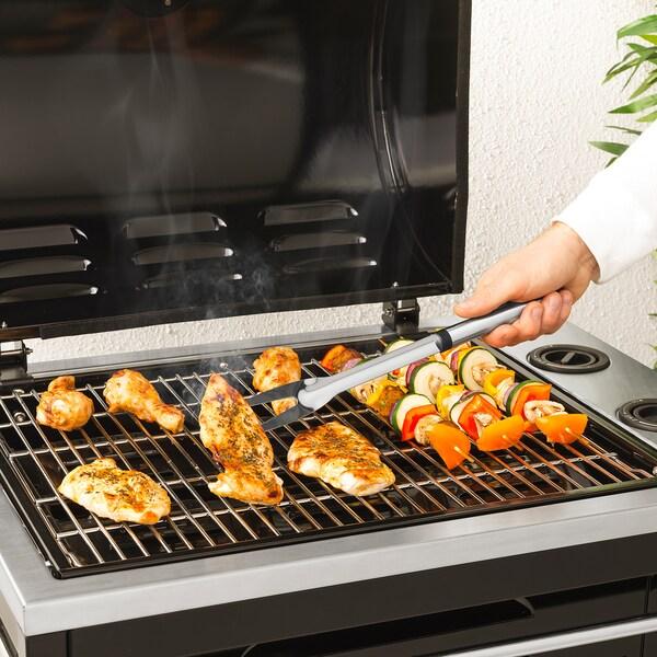 GRILLTIDER 3-częściowy zest przyborów grill