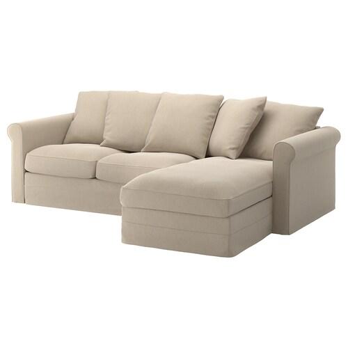 IKEA GRÖNLID Sofa 3-osobowa