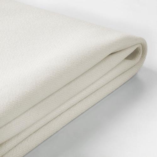 GRÖNLID pokrycie podnóżka Inseros biały
