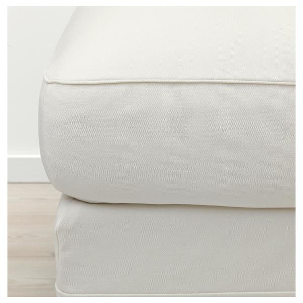 GRÖNLID Podnóżek ze schowkiem, Inseros biały