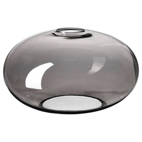 GRUNDÄMNE Klosz lampy wiszącej szkło 26 cm