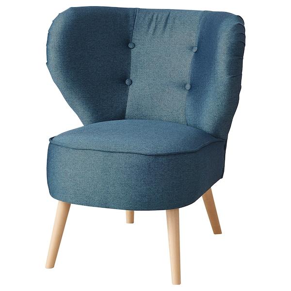 GUBBO Fotel, niebieski