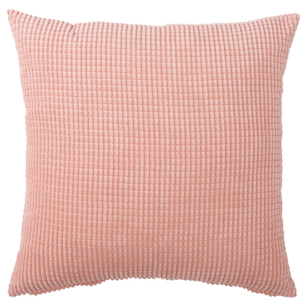 GULLKLOCKA Poszewka, różowy, 50x50 cm