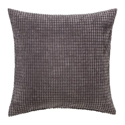 poszewka dekoracyjna gullklocka 50x50 szara ikea 5998765591 oficjalne archiwum allegro. Black Bedroom Furniture Sets. Home Design Ideas