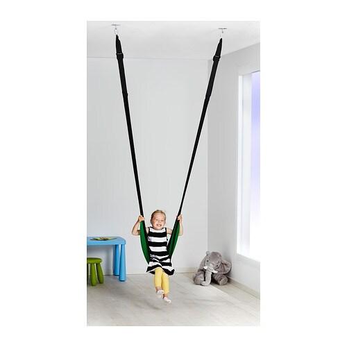 IKEA huśtawka GUNGGUNG zielona huśtawki  4325311261  oficjalne