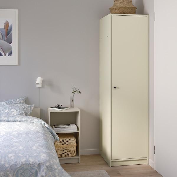 GURSKEN Zestaw mebli do sypialni 4 szt, jasnobeżowy