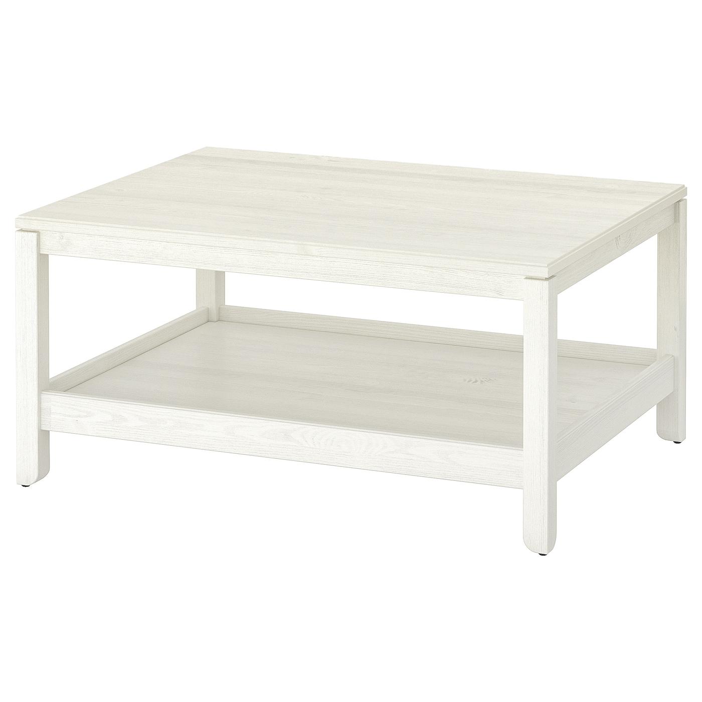 IKEA HAVSTA Stolik, biały, 100x75 cm