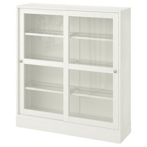 IKEA HAVSTA Szafkka witryna z cokołem