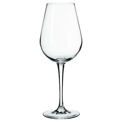 HEDERLIG Kieliszek do wina białego, szkło bezbarwne, 35 cl