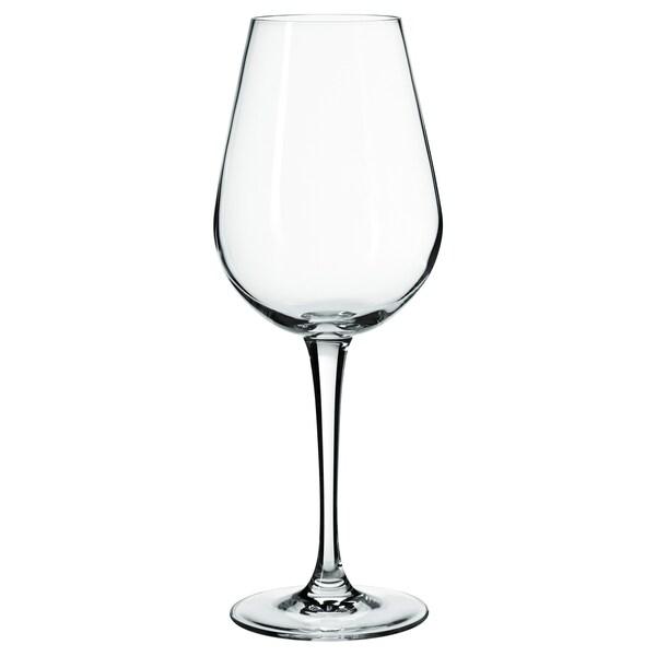 IKEA HEDERLIG Kieliszek do wina białego