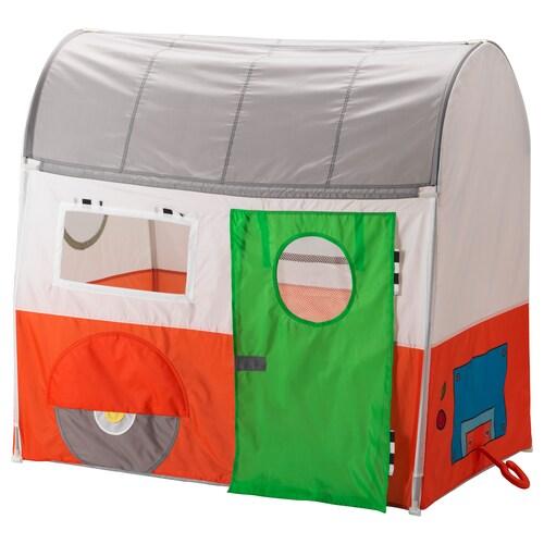 HEMMAHOS namiot dziecięcy przyczepa kempingowa 130 cm 80 cm 120 cm