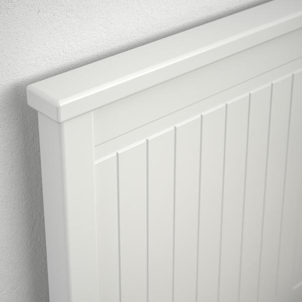 HEMNES Rama leżanki z 3 szufladami, biały, 80x200 cm