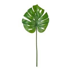 СМИККА Цветок искусственный, монстера, зеленый, 80 см 003.357.05 - Икеа Украина