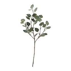 СМИККА Цветок искусственный, эвкалипт, зеленый, 65 см 803.357.73 - Икеа Украина