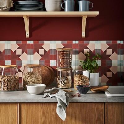 IKEA 365+ Przechowywanie żywn zestaw 3