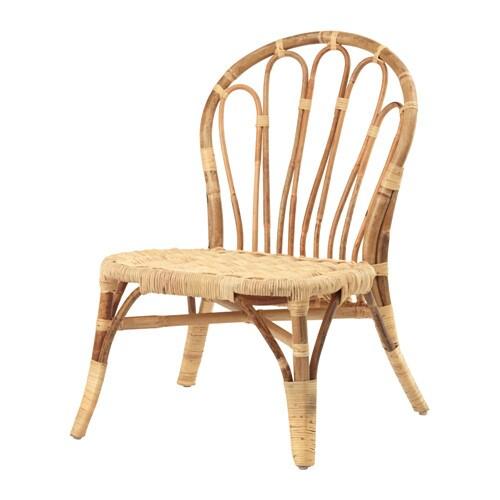 Jassa fotel ikea for Poltrone vimini ikea