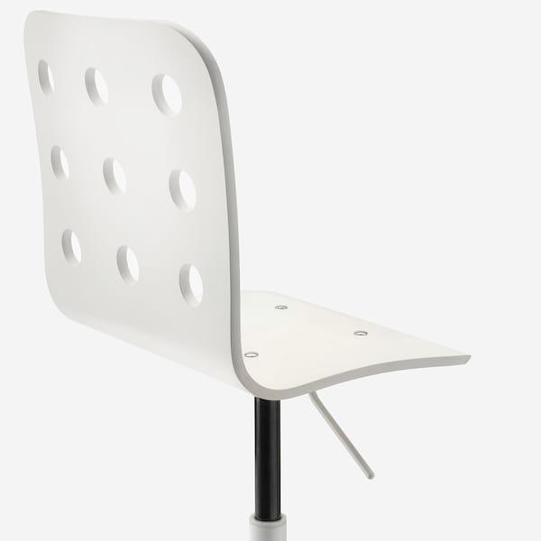 JULES Dziecięce krzesło biurowe, biały