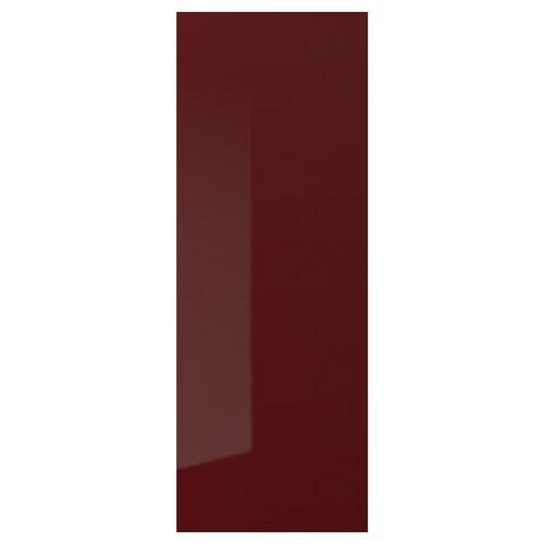KALLARP panel maskujący połysk ciemny czerwonobrązowy 39.0 cm 106 cm 39 cm 106.0 cm 1.3 cm