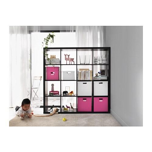 Meuble Tv Ikea Kallax : Ikea Kallax Regał, Czarnobrąz 147x147cm – 5827945578 – Oficjalne