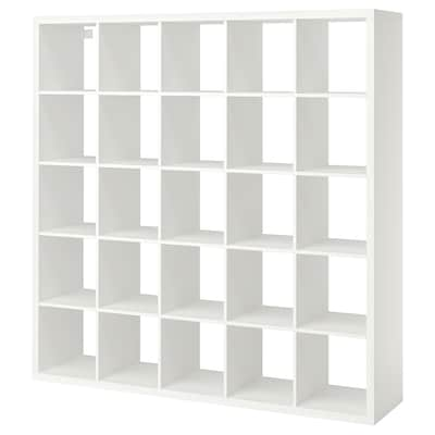 KALLAX Regał, biały, 182x182 cm