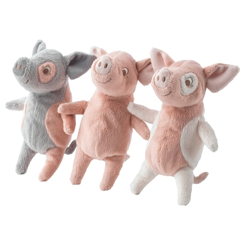 KELGRIS pluszak świnka różne wzory