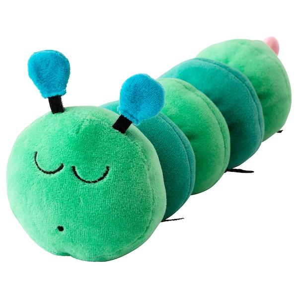 KLAPPA zabawka z pozytywką, gąsienica 20 cm