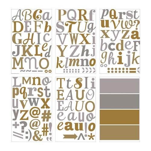 Kl tta naklejki dekoracyjne ikea - Ikea decorazioni adesive ...
