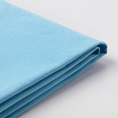 KLIPPAN Pokrycie sofy 2 osobowej, Vissle jasnoniebieski