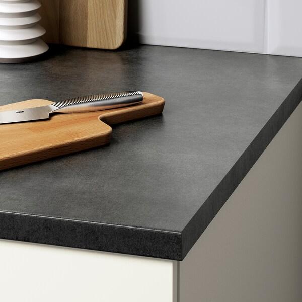 KNOXHULT Kuchnia, połysk/biały, 120x61x220 cm