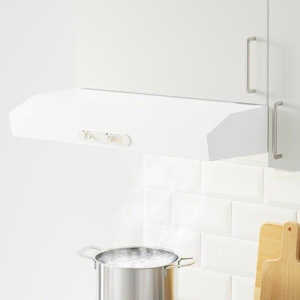 KNOXHULT szafka wisząca z drzwiczkami biały 60 cm 31 cm 60 cm
