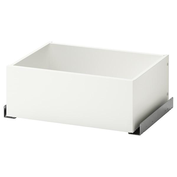 KOMPLEMENT Szuflada, biały, 50x35 cm