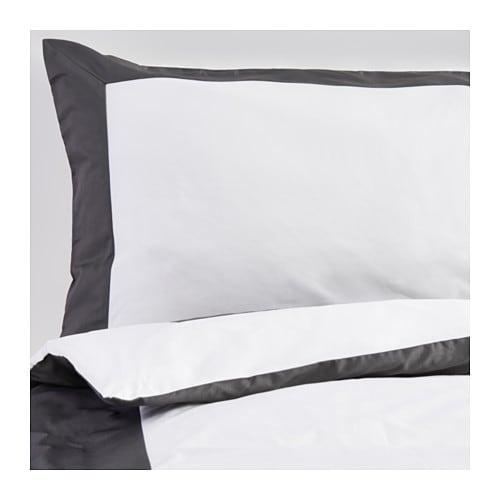 kuddflox komplet po cieli 200x220 70x80 cm ikea. Black Bedroom Furniture Sets. Home Design Ideas