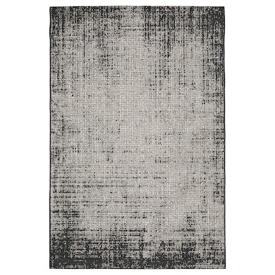 LAMMESTRUP Dywan tkany na płasko, szary patynowany, 133x195 cm
