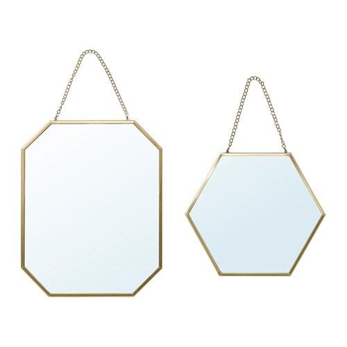 LASSBYN Dekoratiivsed peeglid