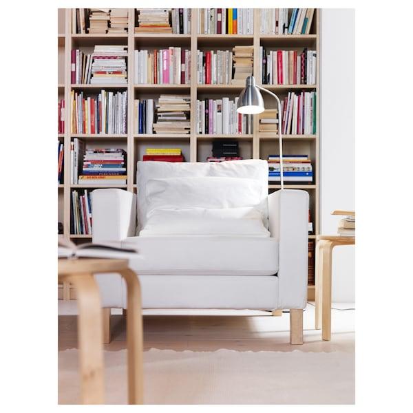 LERSTA Lampa podłogowa, do czytania, aluminium