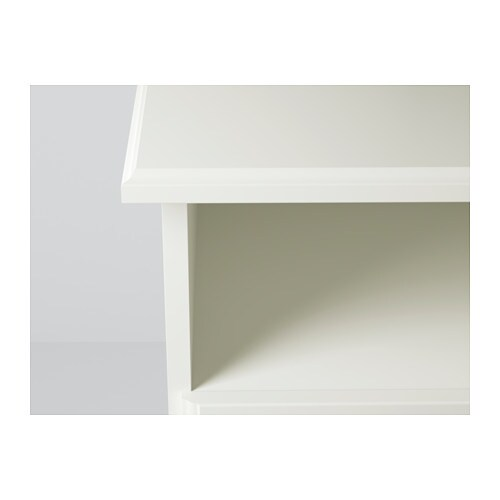 ЛИАТОРП Тумба под ТВ, белый, 145x49x45 см-4