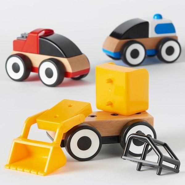 IKEA LILLABO Ciężarówki