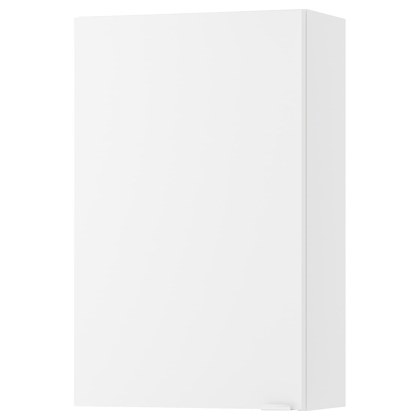 IKEA LILLÅNGEN biała szafka ścienna, 40x21x64 cm